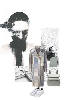 #Vernez editorial collage. #fashion #inspiration #style #trend #minimal
