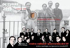 Publicidad Generación del 27. Sayalonga (Málaga).