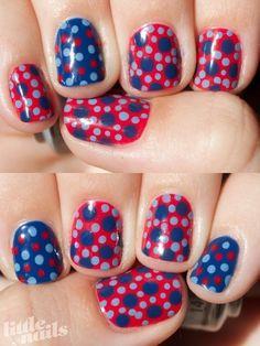 Crazy polka dot!.