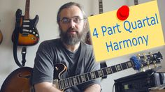 Jazz Chord Essentials - 4 part quartal harmony