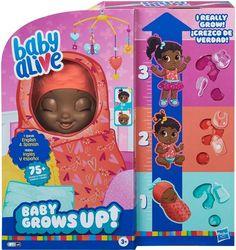 Baby Doll Nursery, Baby Girl Toys, Toys For Girls, My Baby Girl, Disney Baby Dolls, Ariel Doll, Sweet Blossom, Kids Play Kitchen, Black Baby Girls