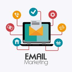 Email marketing is one of the ways that has helped many companies and businesses reach out to a broader target audience base. Email marketing also offers a lot of uses. Newsletter marketing is one of them. Newsletters can be created for sending them to ex Marketing Digital, Email Marketing Campaign, Email Marketing Services, E-mail Marketing, Mobile Marketing, Business Marketing, Affiliate Marketing, Internet Marketing, Online Marketing