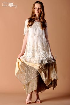 Mori Girl outfit-with long sleeves for Ramadan