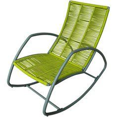 1000 id es sur le th me fauteuils bascule en plein air sur pinterest chaises bascule for Fauteuil de jardin gifi