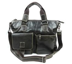 Cheap Bags, Buy Quality Men's Bags directly from China Men's Bags Suppliers: Men Vintage Genuine Leather Casual Handbag Retro Business Crossbody Bag Handbags For Men, Briefcase For Men, Messenger Bag Men, Fashion Watches, Men Fashion, Fashion Beauty, Leather Men, Leather Bags, Leather Handbags