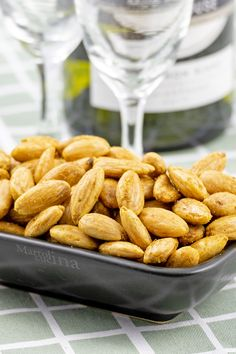 Spiced Almonds, Antipasto, Biscotti, Finger Foods, Buffet, Vegan Recipes, Spices, Brunch, Food And Drink