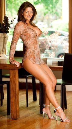 Ingrid body perfect female naked