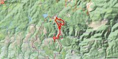 [Aude] Découvrons la forêt des Martys - Version 5 Départ sur goudron durant environ 800 mètres puis nous partons sur du terre-cailloux avec difficulté technique au km 1,1 (une vingtaine de mètres qui pourront faire mettre pied à terre si nous ratons la trajectoire).  Ascension sur chemin de terre/cailloux jusqu'à la forêt des Martys (km 4,5).  De là, nous continuerons sur de la piste forestière parfois engravée, parfois terreuse jusqu'au km 7,19 puis nous prendrons sur la gauche en bordure…