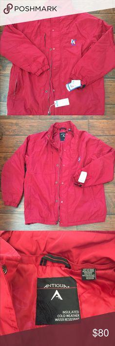 NBA LA Clippers Jacket. NWT Men's XL LA Clippers Men's Jacket. Never worn. Can fit Women XL Jackets & Coats