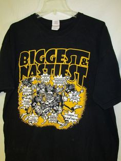 74b3ff025 PITTSBURGH STEELERS T Shirt Size XL Black w  the