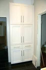 29+ White shaker utility cabinet model
