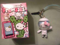 Zipper Pulls Keychain Choice of One No Boxes Tokidoki Hello Kitty Frenzies