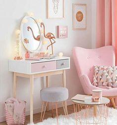 Uma linda composição para inspirar o quarto da menina via @diycore