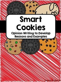 This was developed in order to introduce Opinion (or Persuasive) writing. Specifically, the skill focus is on understanding fact vs. opinion and reasons vs. examples. The full packet offers many options for 1-3 grade levels!