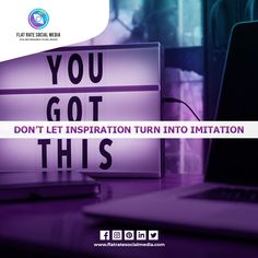 Don't Let Inspiration Turn Into Imitation! 🧐🙏 Competitive analysis is important. Not only does it educate you on where your competition stands and how they are excelling, but it can also give you ideas on how you can improve or further set apart your brand. However, be conscious to not fall into an imitation trap. Keep your competitive research limited and focus on what your business brings to the table. New, unique, provocative brands are memorable brands! 😉😉 . . . . #marketing…