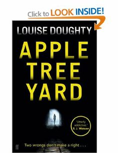 Apple Tree Yard - Louise Doughty. Book Club Pick #7 (April 2014) ITA