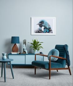 We show you three chilled-out reading nooks set to a backdrop of the delicate Resene Half Duck Egg Blue > Duck Egg Blue Feature Wall, Duck Egg Blue Lounge, Duck Egg Blue Rooms, Duck Egg Blue Colour, Duck Egg Blue Interiors, Duck Egg Blue Living Room, Feature Walls, Duck Egg Blue Resene, Low Bookshelves