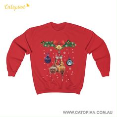 Cat Breeds, Pyjamas, Funny Cats, Christmas Sweaters, Jumper, Casual Outfits, Fashion Accessories, Unisex, Sweatshirts