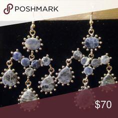 Park Lane Earings Blue Jean look stone Park Lane Jewelry Earrings