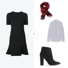 Here's exactly how to style your little black dress so it turns into a completely different look