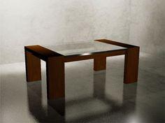 Mesa de Centro Madera Raulí http://dizenos.cl/mesa-de-centro-madera-rauli/