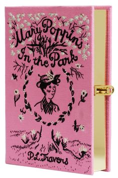 MORE is LOVE | Olympia Le-Tan - Mary Poppins Clutch - Clutches