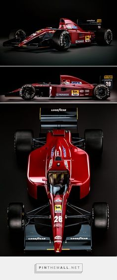 The Ferrari Enzo was introduced at the 2002 Paris Motor Show and was built to celebrate the Ferrari Formula 1 teams first world title in the new millennium. Sports Car Racing, F1 Racing, Race Cars, Ferrari F1, Automobile, Italian Grand Prix, Formula 1 Car, Bmw 2002, Top Cars