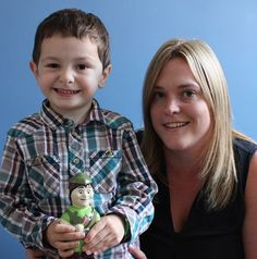 Amazing role model Elias Haydock is all smiles after being named a Nottingham Building Society 'Inspirational Young Person of 2015'.  The fantastic four-year-old from Worksop landed himself a thoroughly deserved £100 prize and one of the society's sought after Robin Hood moneyboxes after being chosen following a nomination by his aunty, Tracey Guest.