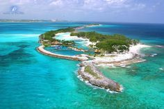 Blue Lagoon Island Beach Day is a Disney Cruise Line Port Adventure in the Bahamas that features a beach trip, dolphins and sea lions. Vacation Places, Vacation Destinations, Dream Vacations, Vacation Spots, Places To Travel, Places To See, Wedding Destinations, Les Bahamas, Nassau Bahamas