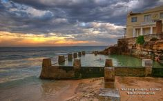 Coogee Beach, Sydney, AU. The Bondi to Coogee coastal walk is a must (have done it several times)!