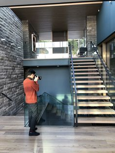 Watch this beautifully moving video that bring's Minh T's Whistler adventure to life, as we see him become absorbed in the solitude of the space. One Degree, Whistler, New Perspective, Wood And Metal, This Is Us, Stairs, The Incredibles, Houses, Interior Design