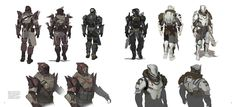 The gorgeous desolation of Destiny's concept art   The Verge