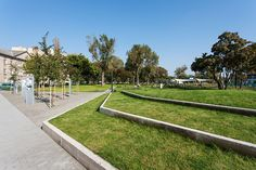 Landscape Architecture Works | Landezine Teleki Square by Ujirany Landscape Architect