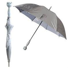 Şemsiye Raincat Gümüş