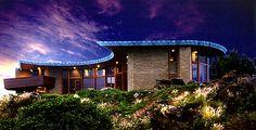 Frank Lloyd Wright House Island of Hawaii
