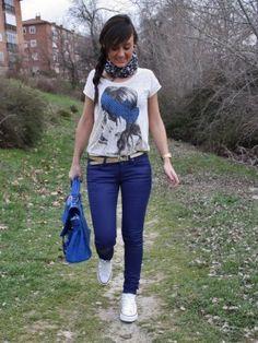 betrendyblog Outfit   Primavera 2012. Cómo vestirse y combinar según betrendyblog el 17-5-2012