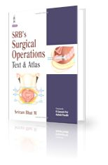 Srb's Surgical Operations 1st Edition PDF