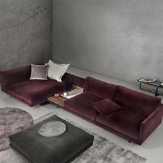 Shop the Maho Sofa and more contemporary furniture designs by Wendelbo at Haute Living. Plywood Furniture, Sofa Furniture, Furniture Design, Furniture Ideas, Lounge, Danish Design Store, Gio Ponti, George Nelson, Luxury Sofa