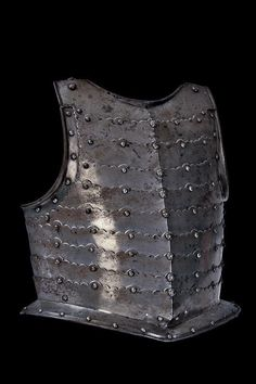 A breast plate, Poland, 17th century.