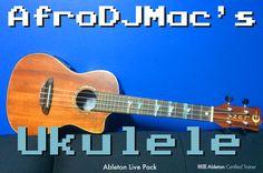Authentic Hawaiian Ukulele sounds! Ukulele Ableton Live Pack