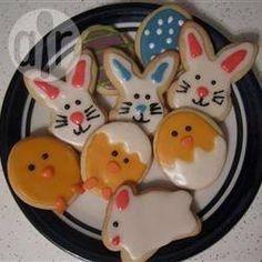 Foto recept: Glazuur voor koekjes