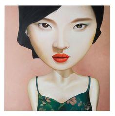 Πίνακας Amaya 100X100 Kare Design, Branding Design, Illustration, Art, Wall Decorations, Faces, Graphics, Furniture, Paint