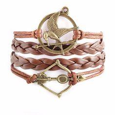Hunger Games Bracelet - Rebel Style Shop - 1