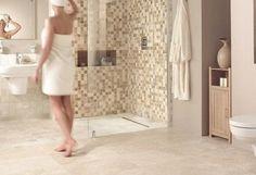 Create a wetroom floor with: #Impey Aqua-Dec Linear 1200x900mm Wet Room Package. Buy Wet Room Flooring from UK Bathrooms : UK Bathrooms