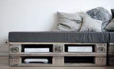 Мебель для дачи из подручных средств