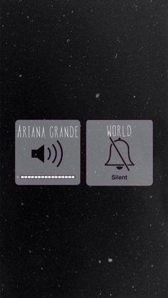 ✅ Wallpaper Lockscreen Play Ariana Grande Mais