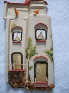 artesanato telha - Pesquisa Google