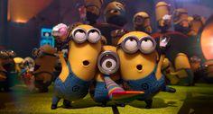 Steve Carell outshone by the minions in Despicable Me 2 Amor Minions, Despicable Me 2 Minions, Minions Quotes, Happy Minions, Minions Cartoon, Minion Stuff, Steve Carell, Jason Segel, Cute Minions Wallpaper