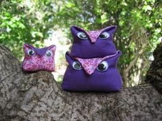 DIY Back-to-School Owl Locker Magnet