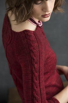 Ravelry: Corinne pattern by Jennifer Wood